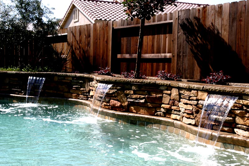 Viking Pools Of Redding Swimming Pool Perimeter Tile